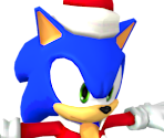 Sonic the Hedgehog (Xmas)