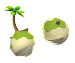 Good Egg Coconut Planets