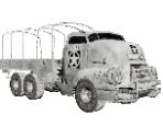 Army Truck (Snow)
