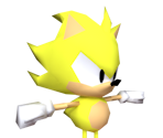 Super Sonic (Sonic Mania-Style)