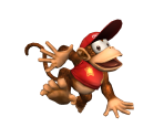 Diddy Kong Trophy