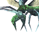 Barbed War Wasp (Unused)