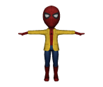 Spider-Man Homecoming Suit