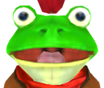 Slippy Toad (World Map)