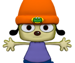 PaRappa (PlayStation All-Stars Classic Design Edit)