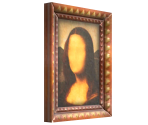"046 ""Dancing Guide"" (Mona Lisa)"