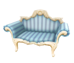 Fancy Love Seat