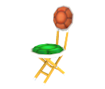 Koopa-Shell Chair