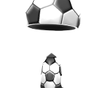 Soccer-Ball Costume