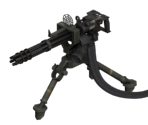 Gatling Gun (Mounted)