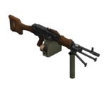 Machine Gun (Mounted)