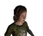 Ellie (Naughty Dog T-Shirt #2)