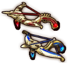 Linkle's Crossbows