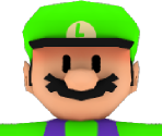 Small Luigi (Super Mario World)