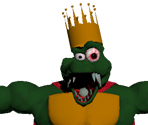King K. Rool (Melee Edit)