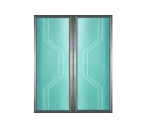 Lab - Exterior Double Doors
