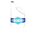 Bleach Bottle