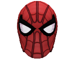 Spider-Man's Mask
