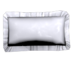 High Rent Pillow