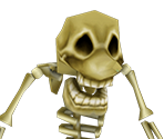 Crash Skeleton