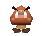 Goomba (Low-Poly)