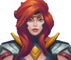 Miss Fortune (Gun Goddess)