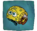 Spongeball Teleport Pad