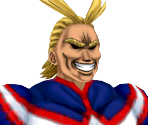 Toshinori Yagi (Hero Form Costume 1)