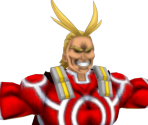 Toshinori Yagi (Hero Form Costume 2)