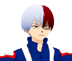 Shoto Torodoki (Gym Uniform)