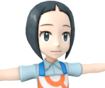 Poké Mart Clerk (Female)