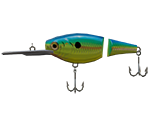 Jointed Shad Rap - Parrot