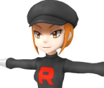 Team Rocket Grunt (Female)