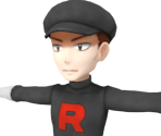 Team Rocket Grunt (Male)