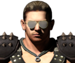 Chris Redfield (Warrior)