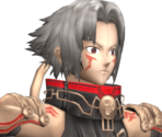 Haseo 2nd Form (Cutscene)