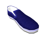 Shs_Invisible (Early Blue Slip-Ons)