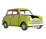 Mr. Bean's Mini
