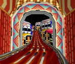Bobsled Race: Casino Course