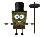 SpongeBob (Chimney Sweep)
