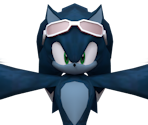 Sonic the Werehog (Sonic Riders)