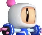 Bomberman (White, Level 1 Armor)