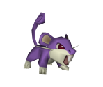 Rattata (Low Poly)