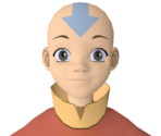 Aang (Title Screen)