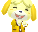 Isabelle (Winter Outfit) Trophy