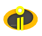 Incredibles 2 Badge
