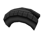 Rubber Tire Chunk