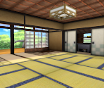 Japanese-Style Interior