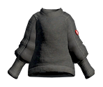 Negative Longcuff Sweater