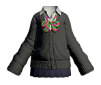 School Cardigan Set